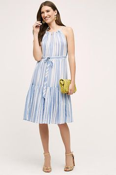 Eva Franco Daylily Stripe Dress