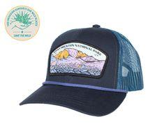 1ce84d8f60207 Cascade Range Hat