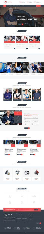 Auril - Car Mechanic & Workshop WordPress Theme