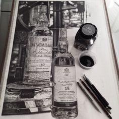 Os incríveis desenhos fotorrealistas a lápis de Monica Lee 05