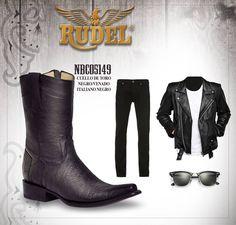 ¿Qué te parece este outfit para disfrutar tu sábado? #RudelVaBien #LaBotaDelÁguila