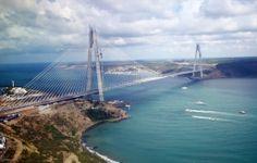 İşte Yavuz Sultan Selim Köprüsü...