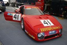 Ferrari 512 BB/LM, Ferrari Challenge, Road America, 26 JUNE 2009 (Photo by Ken Novak)