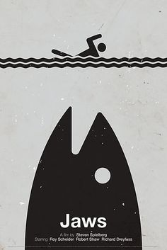 Simplicity movie poster Jaws