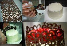 Cum sa faci ornamente din ciocolata pentru deserturi Fondant, Caramel, Desserts, Food, Sticky Toffee, Tailgate Desserts, Candy, Deserts, Essen