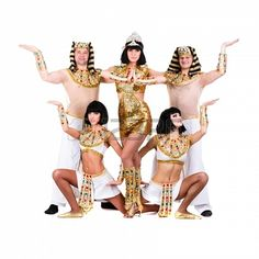 bailes egipcios
