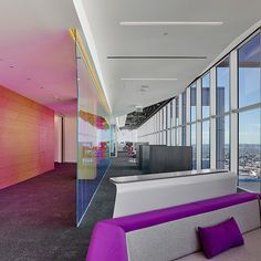 We are absolutely thrilled with the lighting, view, and location of the new #LosAngeles Worklife Showroom.