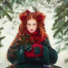 Elle réalise des clichés en s'inspirant de contes de fées : c'est somptueux ! By Margarita Kareva