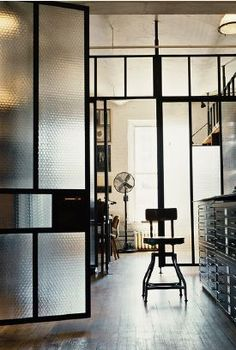 Industrial crittall