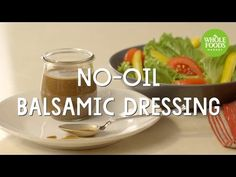 No-Oil Balsamic Dressing | Freshly Made | Whole Foods Market - YouTube