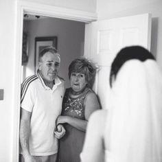 Momentos de Pais e Noivas | A Noiva SUD