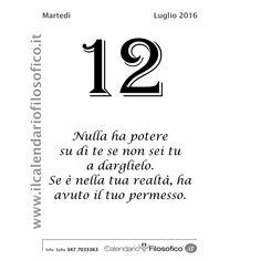 Frase Del Giorno Calendario Filosofico 2019 Oggi.309 Fantastiche Immagini Su Il Calendario Filosofico Nel