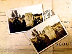 Cecil Molyneaux was a Boy Scouts leader killed in action during the war. He was buried at Ypres, and the above pictures were taken of his gravestone shortly after the war's end. To find out more about his story take a look at the scout's records held in our collection. Killed In Action, Scout Leader, Us Images, Boy Scouts, Wwi, Libraries, First World, World War, How To Find Out
