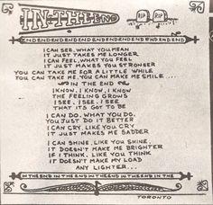 Lyrics by Geddy Lee (Writing and drawings by Neil Peart) Rush Lyrics, Song Lyrics, Rush Music, Nights Lyrics, Rush Band, Monster Board, Geddy Lee, Neil Peart, Music Chords
