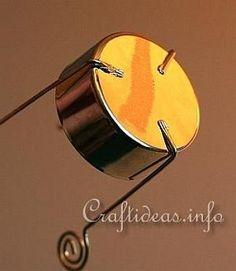 Tea Light Insert Example 1