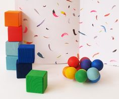Grimms, Square, 36 Cubes