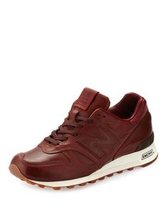 official photos 0cf63 95fa5 New Balance 1300 Bespoke Classic Leather Sneaker, Brown