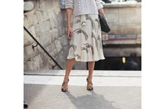 Love the shoes.  Carolines Mode | StockholmStreetStyle