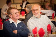 Our GRH volunteer reception, October 2013