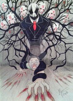When the Nightmares Began by BakaAndTensaiArt.deviantart.com on @DeviantArt