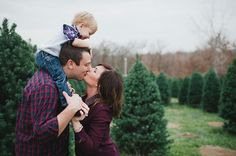 Third Avenue Photography. Cutest idea EVER Christmas tree farm! :)