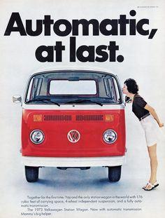 VW Bus Design Classic