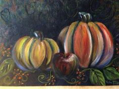 Join Create a Canvas for our Fall Pumpkin painting class on October 7th 6:30-8:30!  @Katie Meyer 40  $35 2 hours of fun!!! BRING A FRIEND AND ONE GLASS OF WINE IS INCLUDED FOR EACH OF YOU!!! Register now. http://evpo.st/13rXKXu