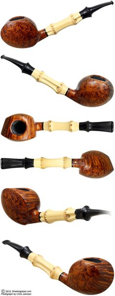 Very pretty.  Smooth Blowfish with Bamboo (Gold)