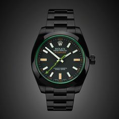 Black-Out Rolex Milgauss GV