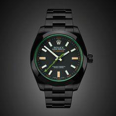 Black-Out Rolex Milgauss GV