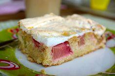 Rhabarberkuchen   Madame Cuisine