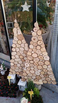 Tannenbaum aus Holzschnitten Stepping Stones, Sidewalk, Outdoor Decor, Home Decor, Woodblock Print, Stair Risers, Decoration Home, Room Decor, Side Walkway