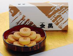 秋田銘菓 金萬