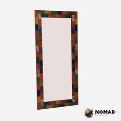 Espejo rectangular de la colorida Línea Starboard - @No