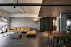 Home interior design - Contemporary loft by AYA Living Group