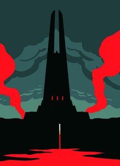 Tales from Vader's Castle by Derek Charm Darth Vader Castle, Darth Vader Movie, Vader Star Wars, Star Wars Images, Star Wars Wallpaper, Star Wars Fan Art, Comic Artist, Far Away, Doodle Art