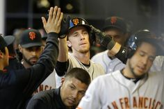 Sf Giants Matt Duffy