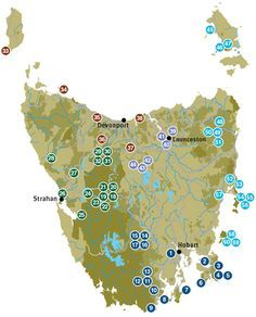 60 Great Short Walks Tasmania Australia - National Parks and World Heritage Sites Time Travel, Places To Travel, Travel Oz, Travel Tips, Tasmania Road Trip, Visit Sydney, Great Walks, Australia Travel, Australia 2018