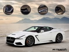Rendered: Could the 2016 Nissan GT-R Look Like This? - Motor Trend WOT