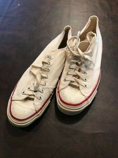 b165f56d48b Vintage Converse Basketball shoes NBA worn by Eddie Conlan
