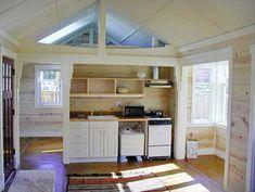 Backyard Cottage | Ross Chapin Architects