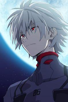 Anime Boys, Anime Couples Manga, Cute Anime Couples, Neon Genesis Evangelion, Evangelion Shinji, Rosario Vampire Anime, Anime Store, Rei Ayanami, Handsome Anime Guys