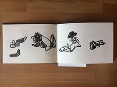 Abstract art - artist book Olivier umecker
