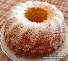 Kuglof s mandarinama naprosto je - ČAROBAN ! ~ Recepti i Ideje Kitchen Recipes, Cooking Recipes, Apple Deserts, Cheesecake Ice Cream, Kolaci I Torte, Torte Cake, Croatian Recipes, Dessert Recipes, Desserts