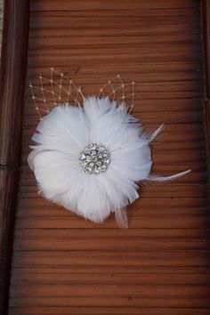 feather flower: