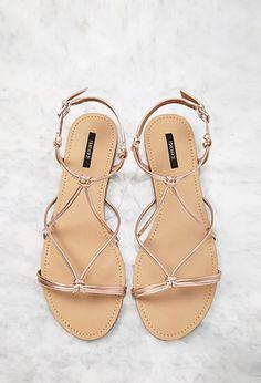 92d618455a3e92 19 Best rose gold sandals images