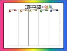 Button Sorting Worksheet Kindergarten are a fabulous learning tool for educators and students to use. Math Button Sorting- Size, Shape, Color and Holes Numbers Preschool, Math . M and M Pattern Worksheet Center (Distance Learning) Preschool Math, . Kindergarten Crayons, Shapes Worksheet Kindergarten, Shapes Worksheets, Preschool Math, Printable Worksheets, Math Activities, Preschool Shapes, Teaching Shapes, Numbers Preschool
