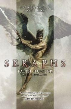Seraphs (Rogue Mage, #2) by Faith Hunter GR 3.87 The follow-up to Bloodring finds neomage Thorn St. Croix facing her ultimate test. Deep in the mountains beyond Mineral City, an imprisoned fallen seraph needs her help. There, the armies of Darkness assemble to ensure this rescue will be Thorn's final descent.