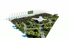 LAyout four on [RIO DE JANEIRO] Symbolic World Cup Structure