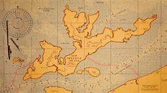Map of New Penzance Island
